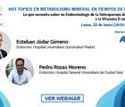Hot Topics en metabolismo mineral en tiempos de pandemia