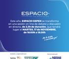 Espacio ESPEN 2020
