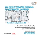 XXVI Curso de formación continuada en Endocrinología y Nutrición de SEEN.