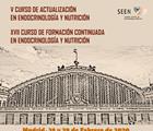 V Curso de Actualización en Endocrinología y Nutrición