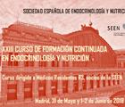 XXIII Curso de Formación Continuada en Endocrinología y Nutrición