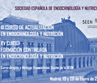 III Curso de Actualización en Endocrinología y Nutrición