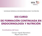 XXI Curso de Formación Continuada en Endocrinología y Nutrición