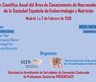 X Reunión del Área de Conocimiento de Neuroendocrinología