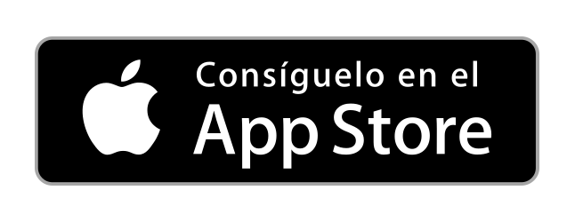 Disponible en el App Store